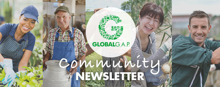 GLOBALG.A.P. Community Newsletter Logo