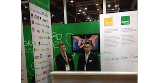 GLOBALG.A.P. at Asia Fruit Logistica in Hong Kong