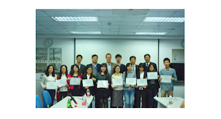 20 Shanghai Students Receive G.A.P. Training Certificate