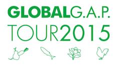 GLOBALG.A.P. TOUR 2015 Logo