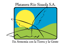 Platanera Rio Sixaola Logo