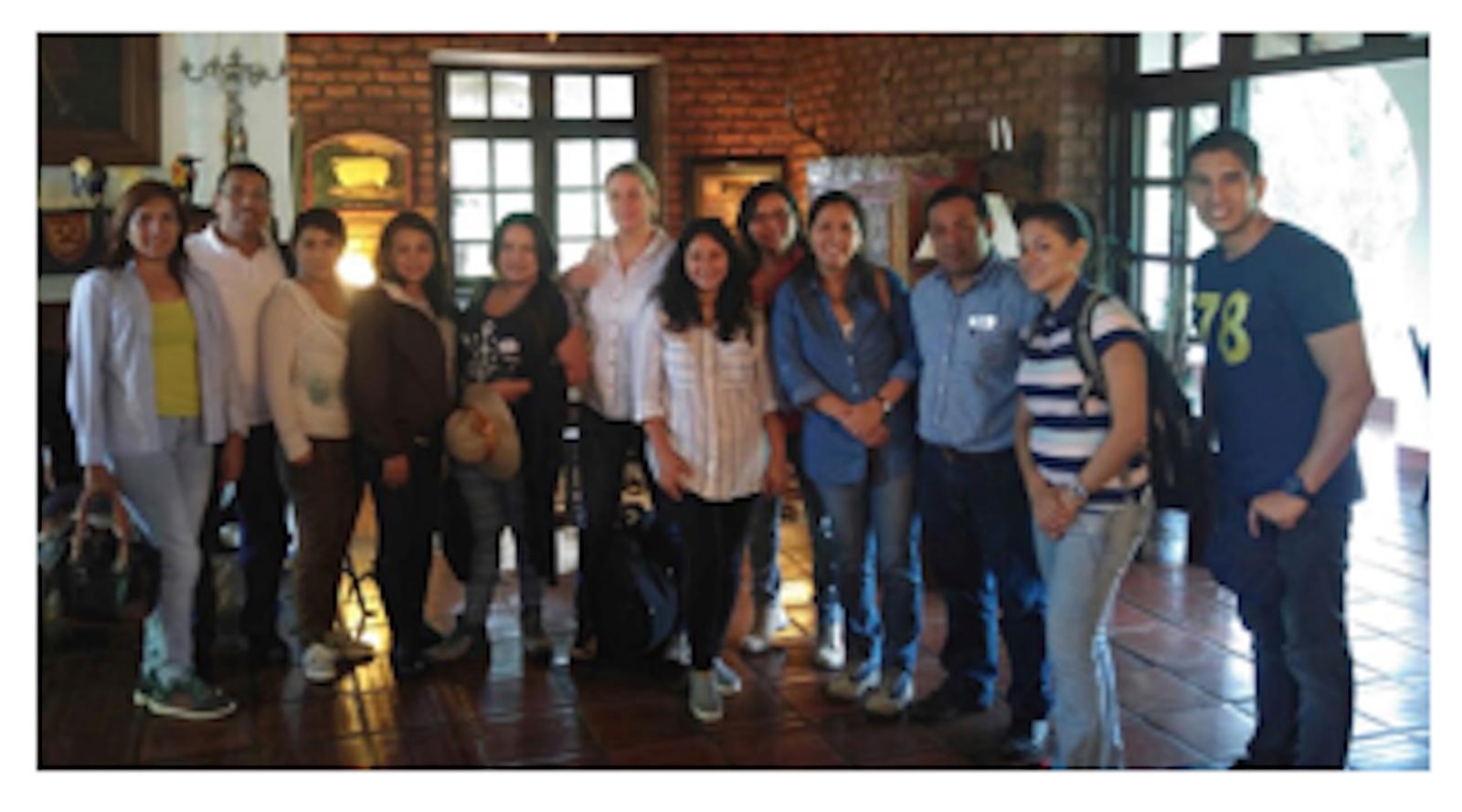 Workshop Ecuador