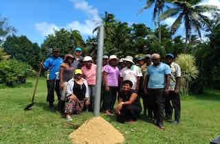 G.A.P. AWARD 2016 WINNER: Ranadi Plantation Partnership, Fiji
