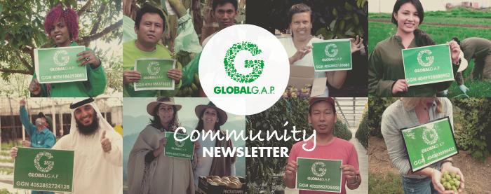 GLOBALG.A.P. Community Newsletter Logo