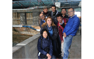 GLOBALG.A.P. Aquaculture Farm Assurers Training in Korea