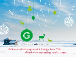 Season's Greetings from GLOBALG.A.P.
