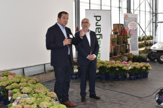 Joint Information Event by GLOBALG.A.P. and Landgard on New GGN Label