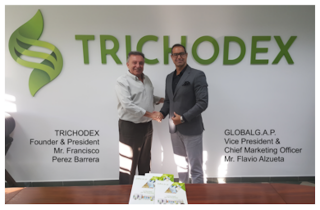 GLOBALG.A.P. SUMMIT 2018 Welcomes Trichodex – Platinum Sponsor and New Associate Member