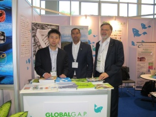 GLOBALG.A.P. at VIV / AQUATIC ASIA  -  Bangkok, 13-15 March 2013