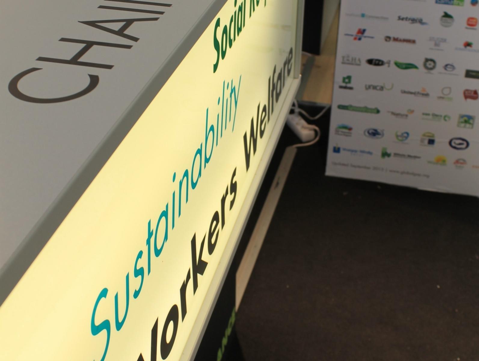 GLOBALG.A.P. At ANUGA 2013