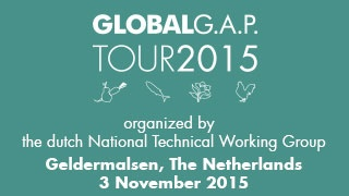 TOUR 2015 The Netherlands