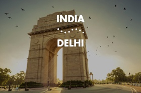 TOUR 2019 India Delhi