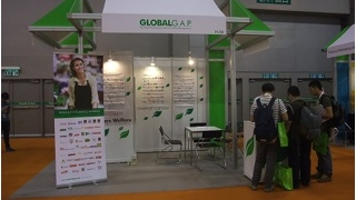 GLOBALG.A.P. at Asia Fruit Logistica 2013