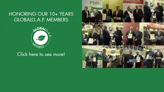 10+ Years GLOBALG.A.P. Members at Fruit Logistica 2015