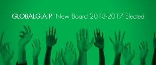GLOBALG.A.P. Announces New Board Members for 2013-2017 Term