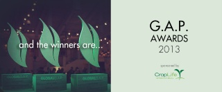 Announcing the Winners of the GLOBALG.A.P. Good Agricultural Practice Awards 2013